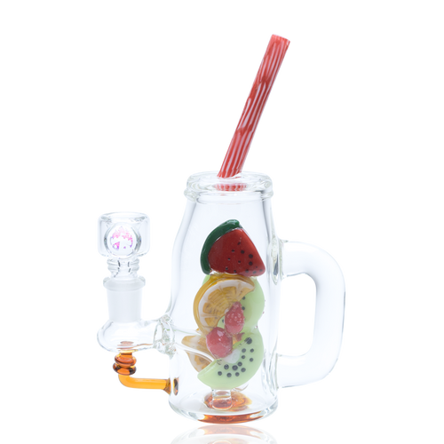 Watermelon Detox Rig by Empire Glassworks