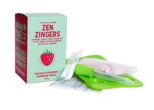 Load image into Gallery viewer, Zen Zingers Righteous Raspberry Gummy Candy Making Kit