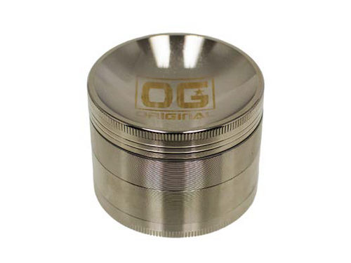 4 Piece Grinder with Cup Top by OG Original