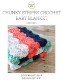beautiful shell stitch crochet blanket pattern for baby