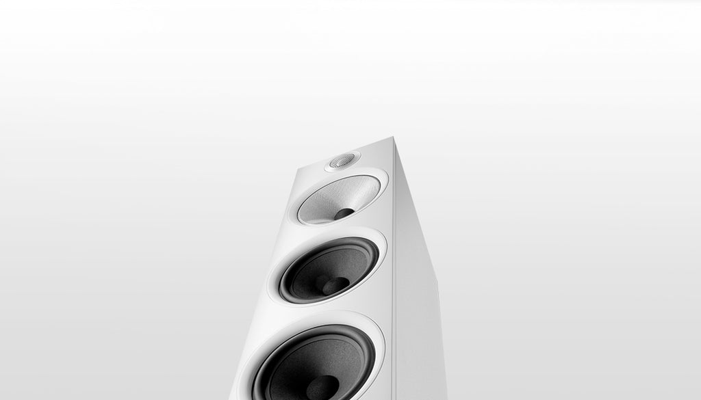 The NEW 600 Series from Bowers & Wilkins ROCKS