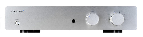 X-demo 30 Series Pre-Amp in Silver RRP £1255