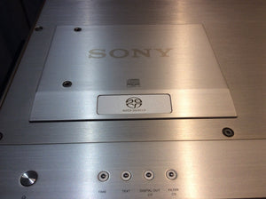 SONY 777ES CD And SACD Player