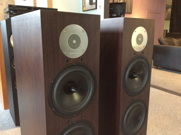 SPENDOR D7 X-Demonstration Dark Walnut RRP £4000