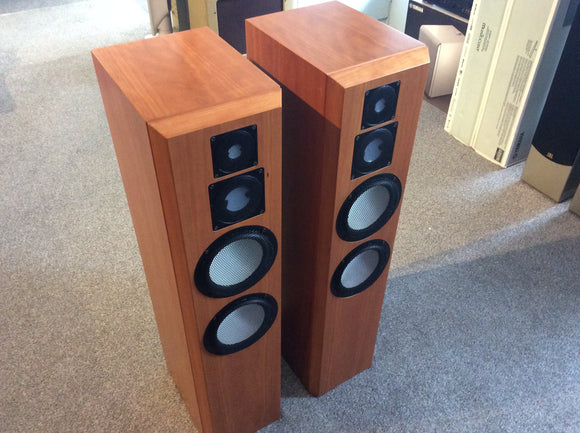 Musica Celeste Coach Built Speakers