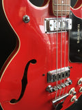 Baldwin 704 Bass Cherry Red 1969-70