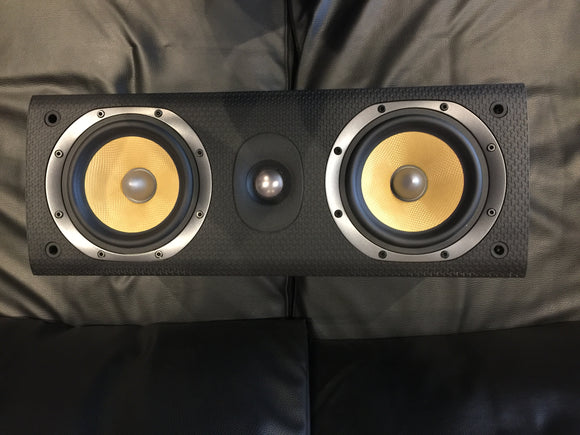 BOWERS & WILKINS LCR60 S3 CENTRE SPEAKER
