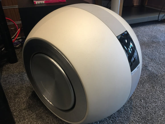 BOWERS & WILKINS PV1D SUB WOOFER WHITE RRP £1200