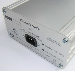 Edwards Audio ISO1 mains isolation filter