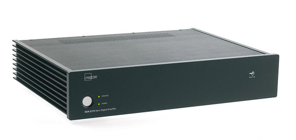 SOLD -LYNGDORF SDA2175 STEREO POWER AMP