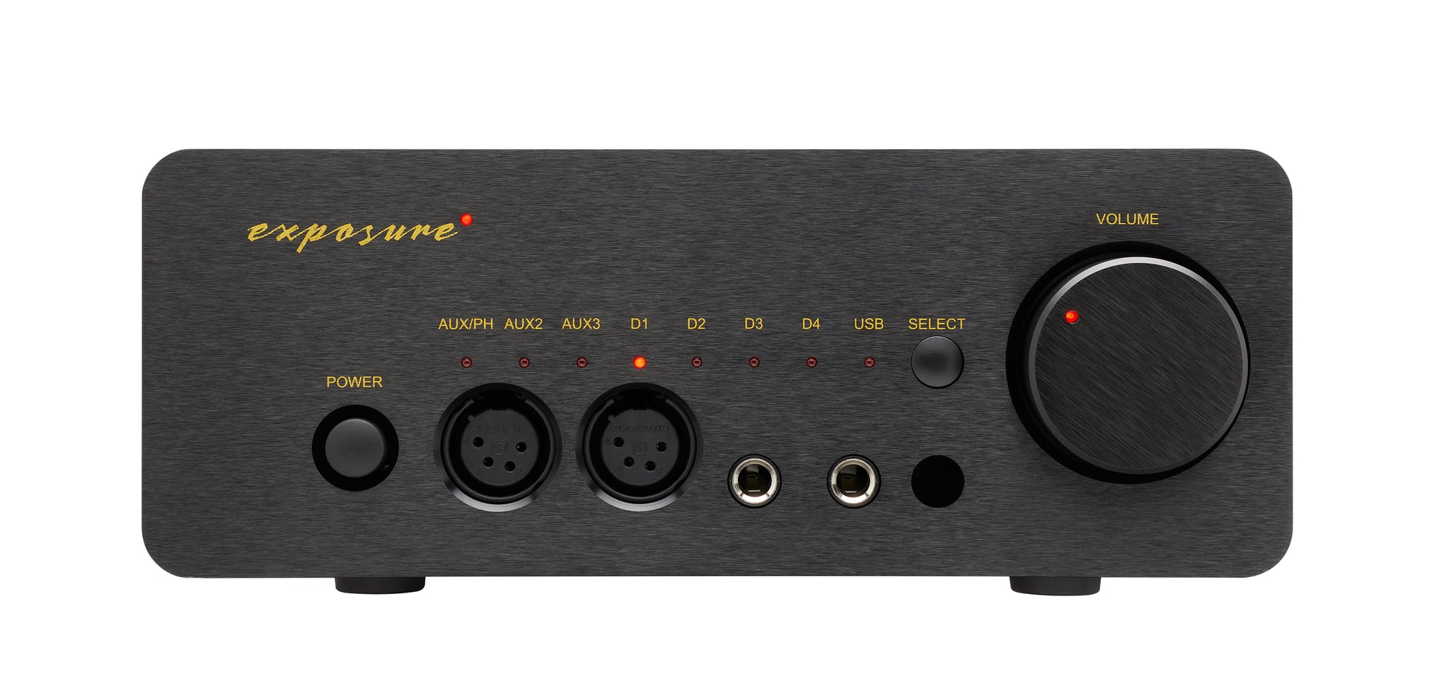 Exposure XMHP Headphone Amp + Pre-Amp – The Audio House