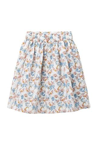 Young and Free Apparel - Skirt - Floral