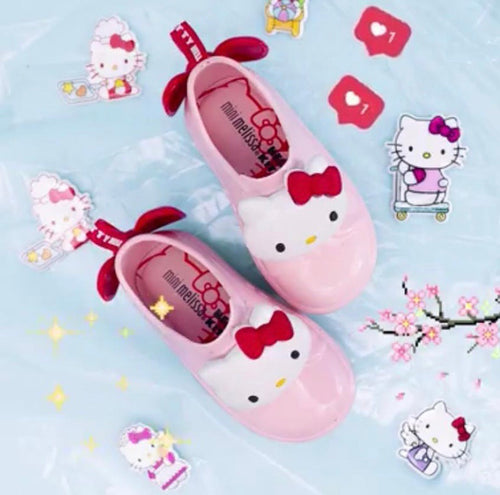 Hello Kitty x Mini Melissa