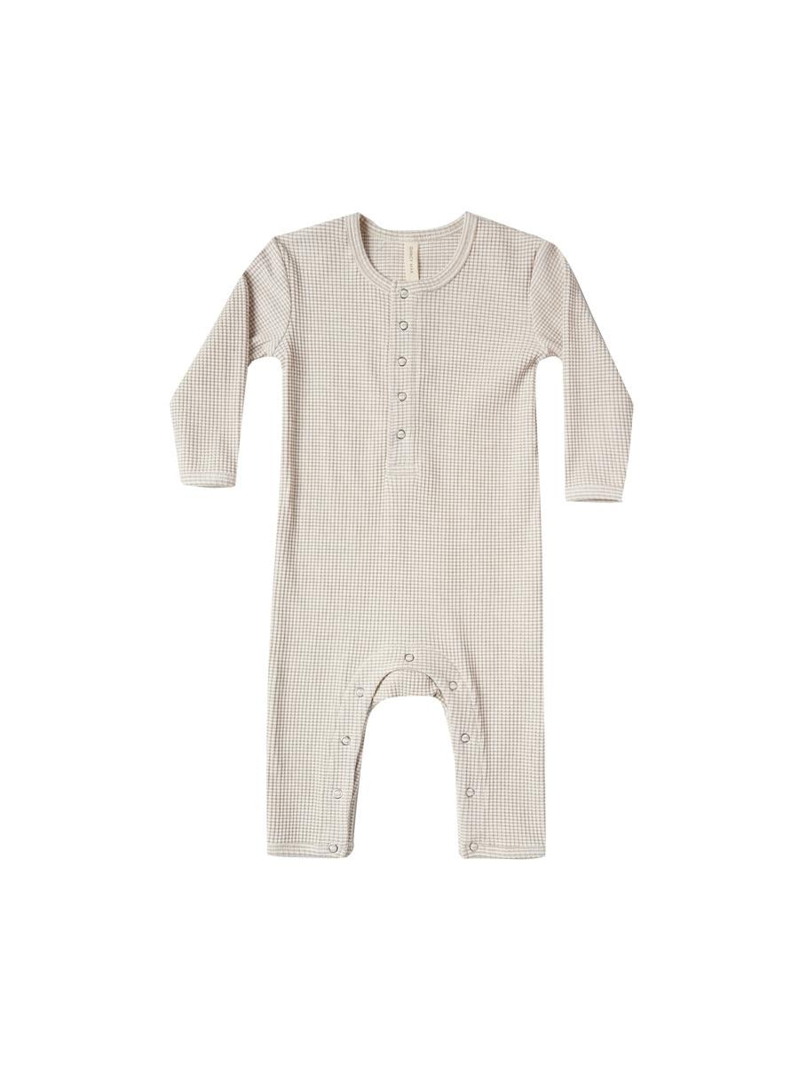 Ribbed Baby Jumpsuit (QM014A)