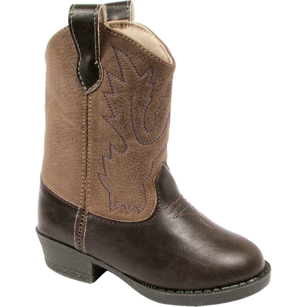 Brown Cowboy Boots