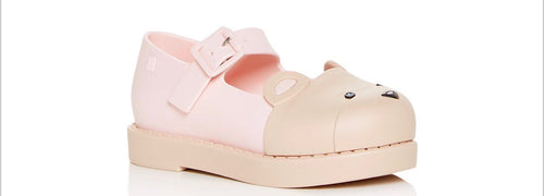 Girls' Mini Maggie Bear Mary Jane Flats - Walker, Toddler