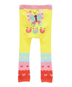 Butterfly Cotton Leggings