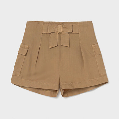 Ecofriends loose shorts baby girl