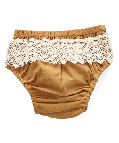 Diaper Cover with Lace Detail