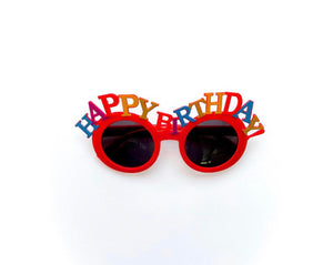 The Birthday Sunglasses