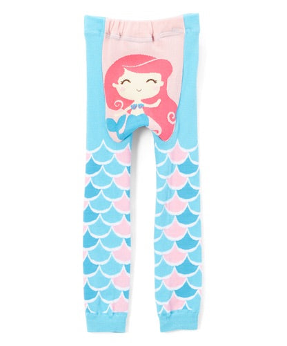 Mermaid Cotton Leggings