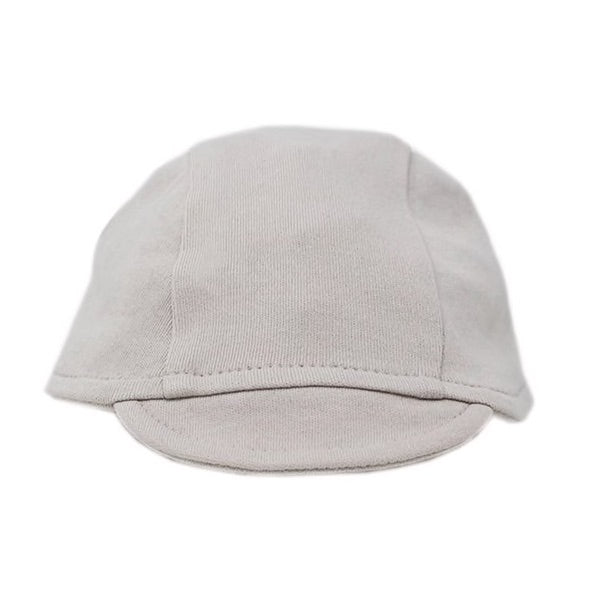 Organic Riding Cap in Pebble