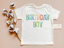 Load image into Gallery viewer, Birthday Boy Organic