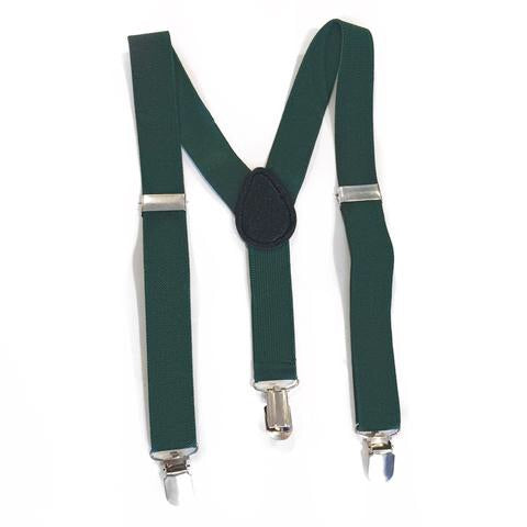 Green Suspenders