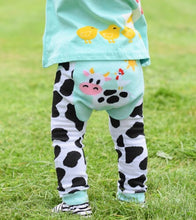 Load image into Gallery viewer, Cow Cotton Leggings