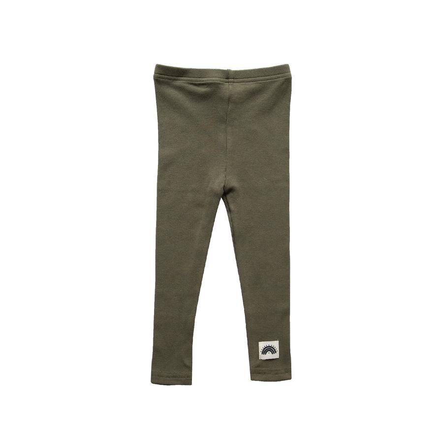 Leggings (Organic) - Olive