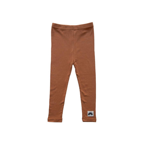 Leggings- terracota