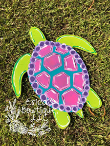 Sea Turtle Cutuout