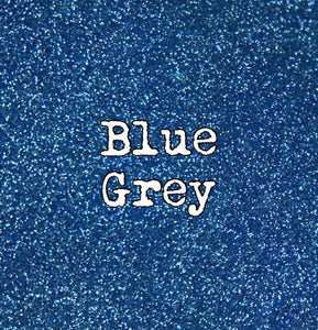 2 Oz. Blue Grey Metallic Glitter Ultra fine
