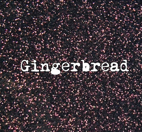 2 Oz. Gingerbread Metallic Glitter Ultra fine