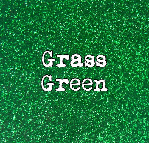 2 Oz. Grass Green Metallic Glitter Ultra fine