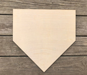 "17"" HOME BASE DOOR HANGER"