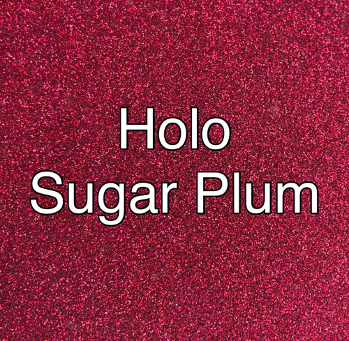 2 Oz. Sugar Plum Holographic Glitter Ultra fine