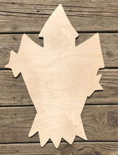 "Load image into Gallery viewer, 22"" Fireworks Wood Door Hanger Cutout"