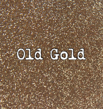 Load image into Gallery viewer, 2 0z Old Gold Glitter Ultra Fine