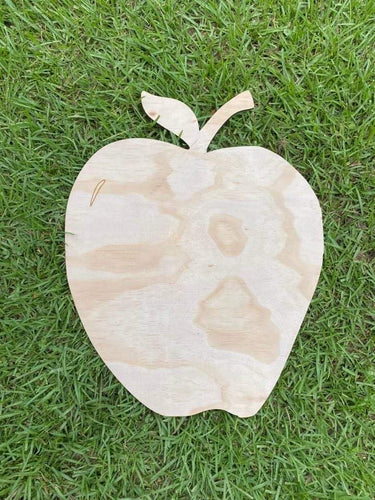 "19"" Apple Cut Out"