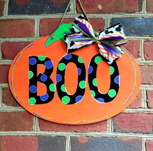 "15"" Reversible Ornament/Pumpkin Cutout"