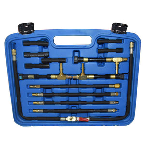 MY-CT06 Gasline engine injection pressure tester set with gauge sunbright