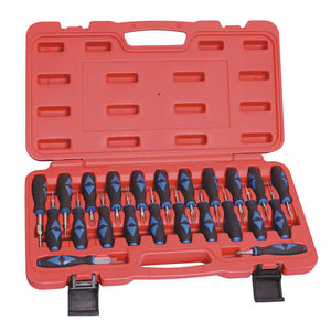 MY-O103 Universal Terminal Release Tool Kit Set Connector Remover 23PCS | Sunbright