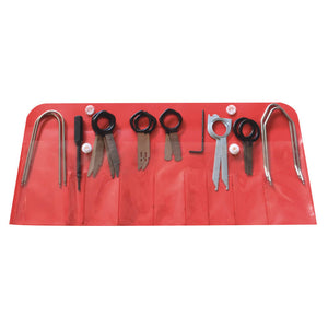 MY-O111 Radio Release Tool Kit 18pcs | Sunbright