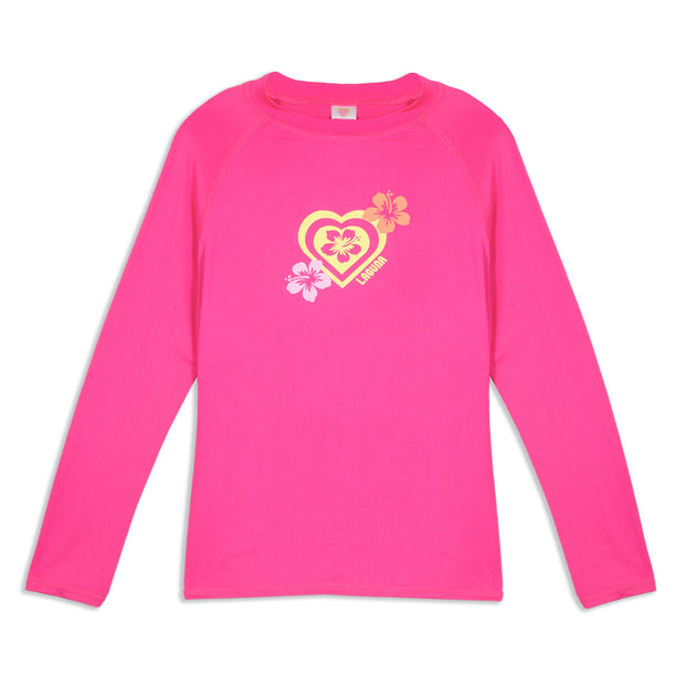 LOVE YOURSELF RASHGUARD
