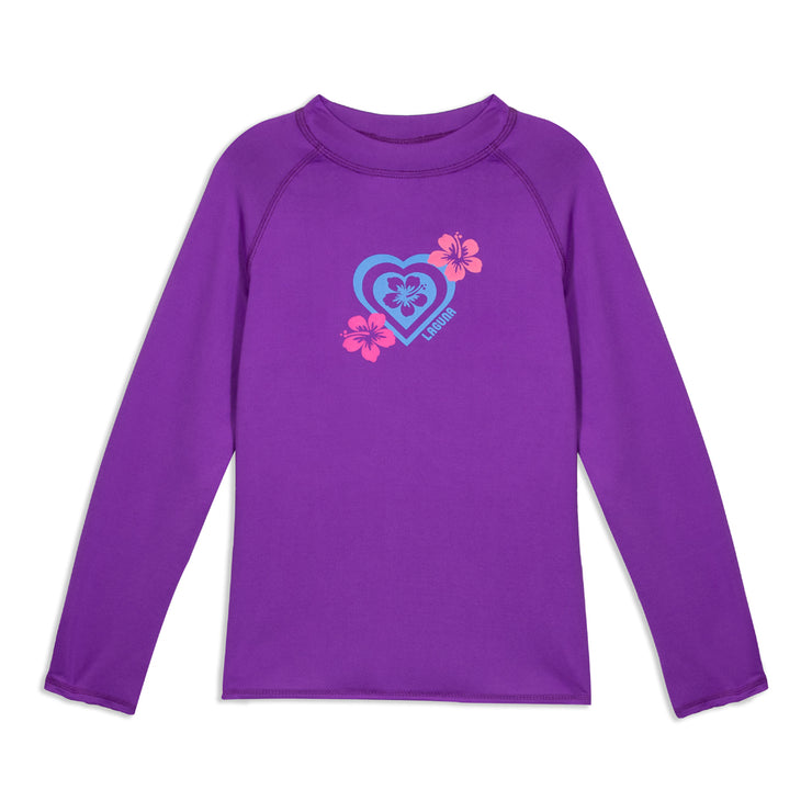 LOVE YOURSELF RASHGUARD UV GUARD