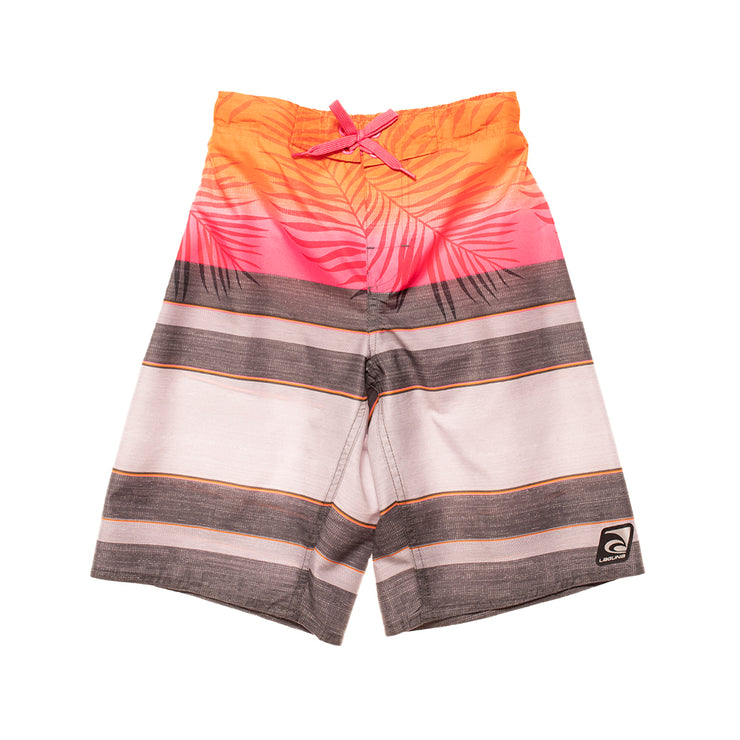 MENS FADED PALM BOARDSHORT UPF 50