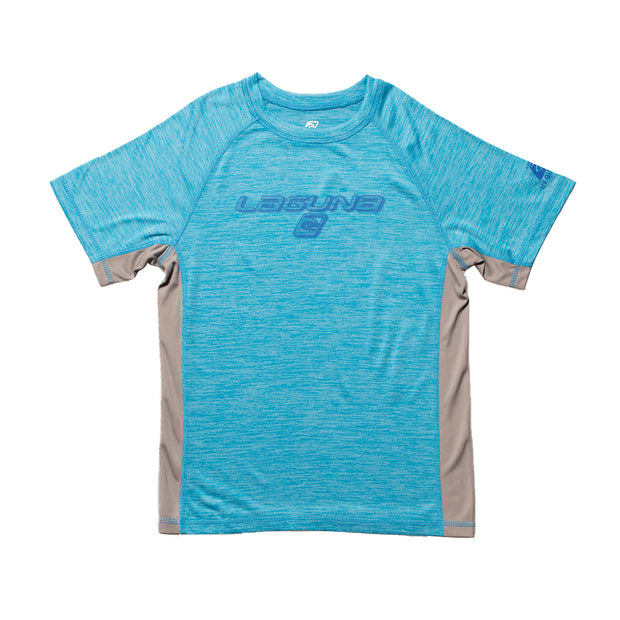 BOYS SURF BEAT LS RASHGUARD