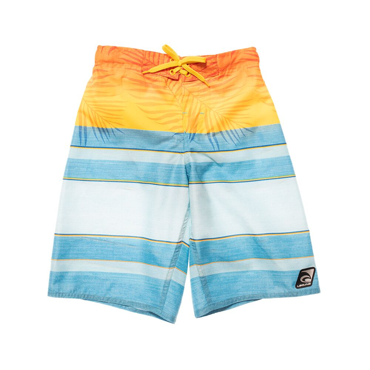 MENS FADED PALM BOARDSHORT