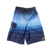 BOYS EPIC STRIPE BOARDSHORT